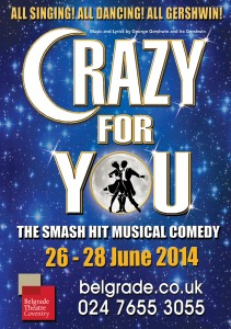 Crazy for You 2014